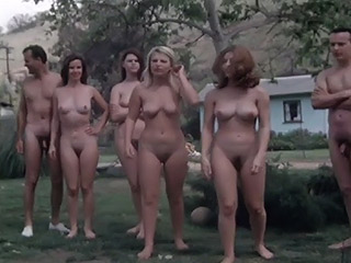 Without a stitch on Swingers Have funtime at Nudist Resort